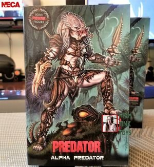 Predator – 7″ Scale Action Figure – Ultimate Alpha Predator 100th Edition Figure ( NO Game Code) for Sale in Los Angeles, CA