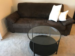 Couch + coffee table combo for Sale in Phoenix, AZ