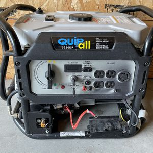Generator With Electric Starter for Sale in McLean, VA