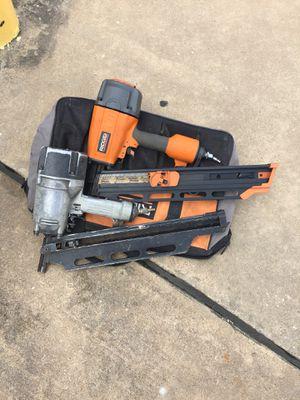 fraim nail guns for Sale in Houston, TX