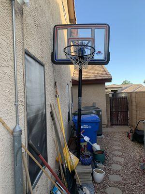 Basketball hoop Lifetime for Sale in Phoenix, AZ