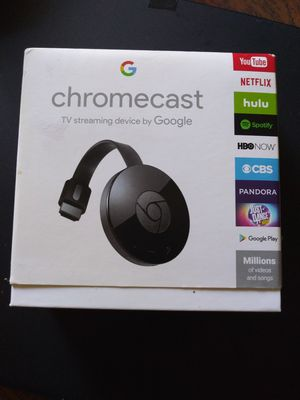 Chromecast for Sale in Port Richey, FL