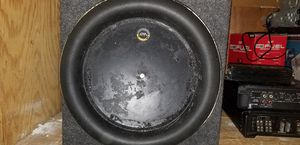 Jl audio w7 8 inch subwoofer for Sale in Richmond, CA