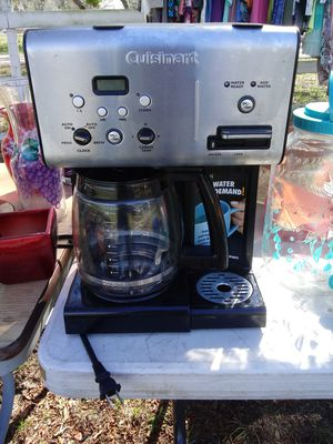 Cusinart coffee maker for Sale in Haines City, FL
