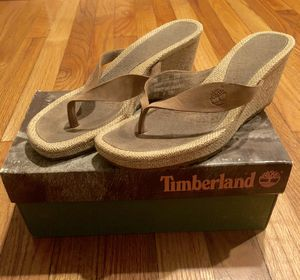 Timberland Hempstead Wedge Sandals for Sale in Houston, TX