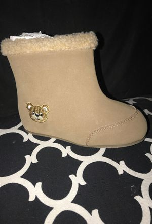 Baby girl boots for Sale in Hesperia, CA