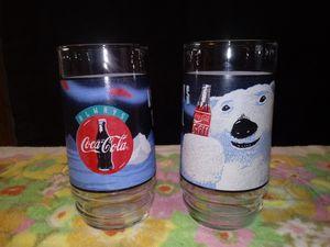 Coca-Cola. polar bear glass for Sale in Cleveland, TN