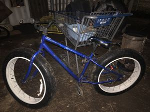 Mongoose big tires cheap for Sale in Amarillo, TX