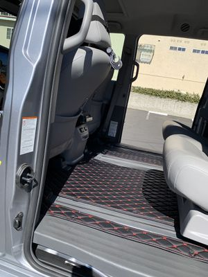 Toyota Sienna 2011-2020 Full coverage car mat! for Sale in Monterey Park, CA