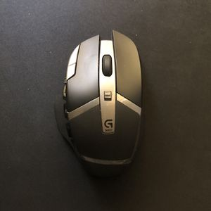 Logitech G602 Lag-Free Wireless Gaming Mouse for Sale in Lynnwood, WA