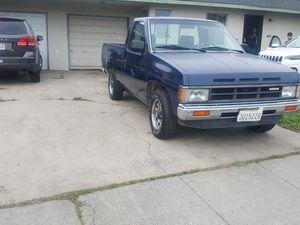 89 Nissan Hardbody truck for Sale in Lodi, CA
