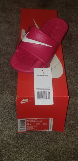 Nike slides for Sale in Camden, NJ