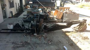 Backhoe attachment for Sale in San Marcos, CA
