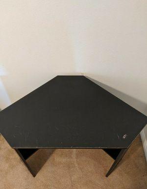 Black Corner Desk for Sale in Azusa, CA