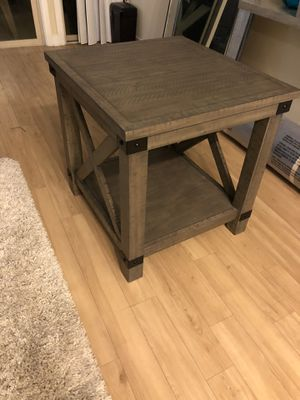 Rustic End Table for Sale in Falls Church, VA