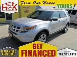 2014 Ford Explorer for Sale in Manassas, VA