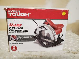 Used circular saw 12 amp for Sale in Riverside, CA