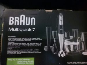Braun stick blender and more for Sale in Boynton Beach, FL