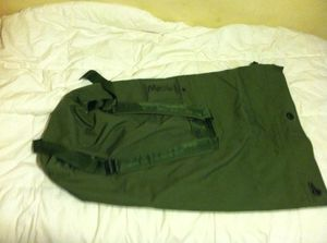 Military duffle bag for Sale in Scottsdale, AZ