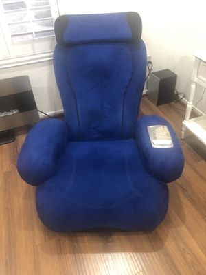 Sharper Image Massage Chair iJoy-200 by Interactive Health for Sale in Surprise, AZ