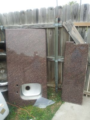 Granite enough for large kitchen its still available couldnt change the sold sign for Sale in Rowlett, TX
