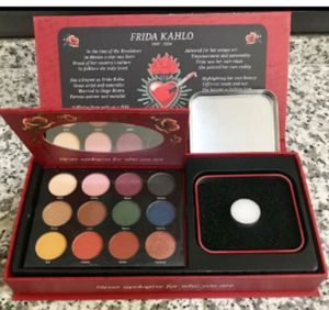 Frida kahlo beauty box eye shadow pallet and dry brush cleaner for Sale in Phoenix, AZ