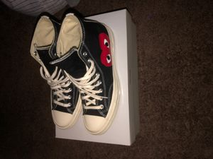 CDG converse size 9 for Sale in Bellevue, WA
