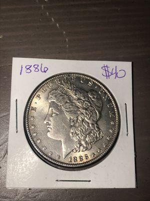 1886 Morgan Silver Dollar for Sale in La Habra, CA