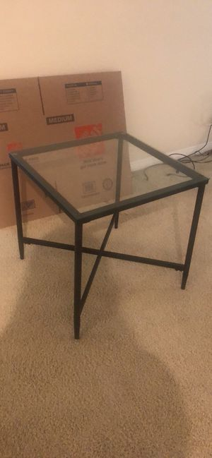 Coffee and side table for Sale in Irvine, CA