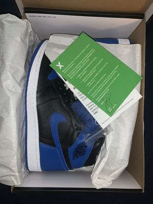 "DS AIR JORDAN 1 "" 2016 ROYAL "" SZ 10 FOR SALE / FOR TRADE for Sale in Kent, WA"