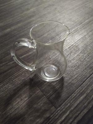 Antique 4oz Coffee table milk pitcher for Sale in San Antonio, TX