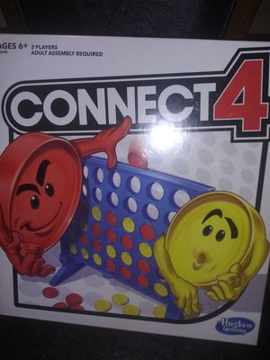 Connect 4 family game for Sale in Columbia, SC