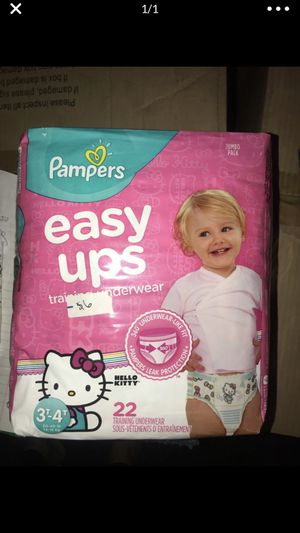 Pampers Easy Ups 3t-4t for Sale in Mesa, AZ