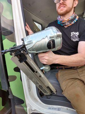"""Hitachi Nail Gun 3.5"""" for Sale in Auburn, WA"""