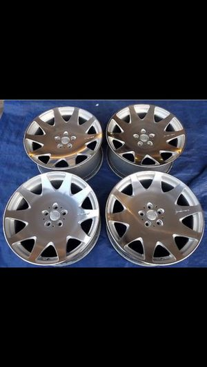 MRR HR3 19 inch RIMS(SETof4) for Sale in Gresham, OR