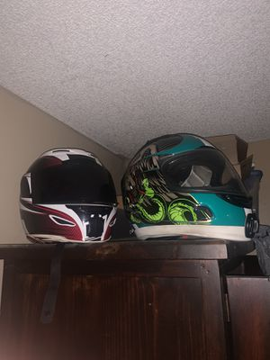 Icon Motorcycle Helmets ***MINT*** for Sale in Corona, CA