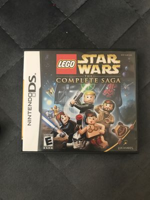 Star Wars The Complete Saga for DS for Sale in Arlington, TX
