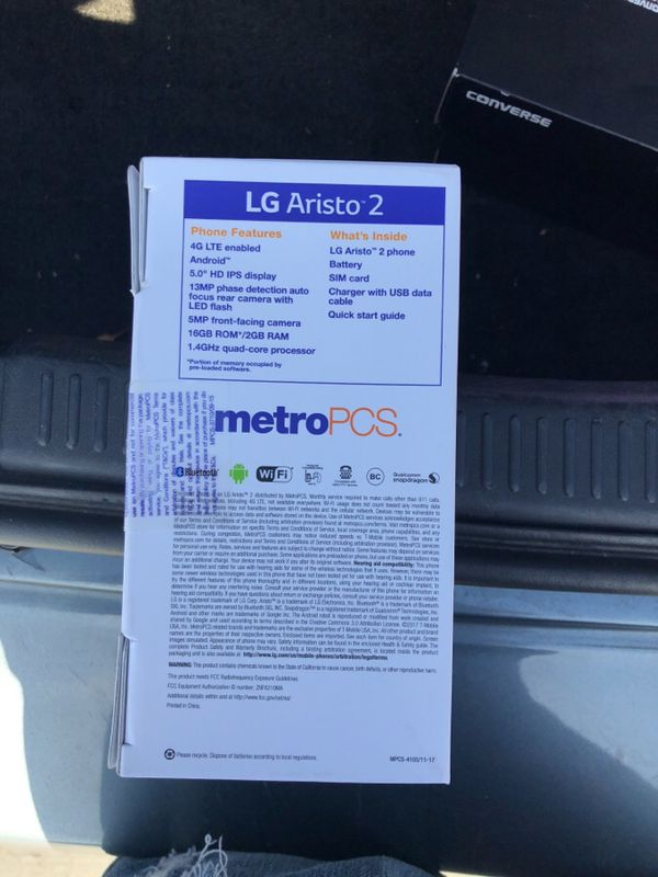 Lg Aristo 2 for Sale in Oakland, CA - OfferUp