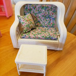 Vintage BARBIE Brand Wicker Furniture for Sale in Mesa, AZ