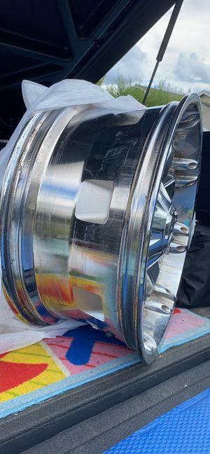 """Fuel 20"""" Rims for Sale in Bremerton, WA"""