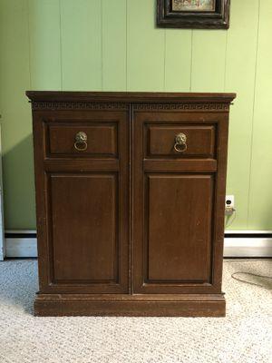 Antique Armoire/Liquor storage/TV stand for Sale in East Brunswick, NJ