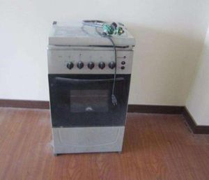 4 burner and oven for Sale in Amlin, OH