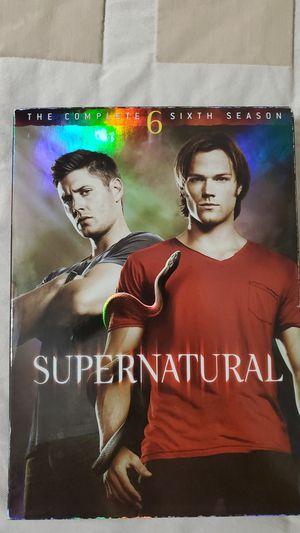 Supernatural season 6,7,8 for Sale in Pomona, CA