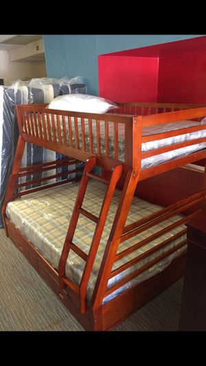 Full/Twin Bunk Bed for Sale in Nashville, TN