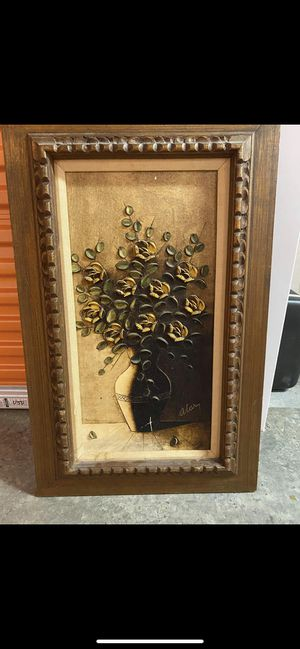 Old style flower pictures for Sale in Hallandale Beach, FL