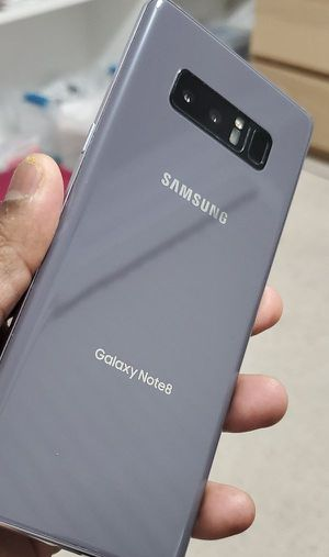 """Samsung Galaxy Note 8 ,,Factory UNLOCKED Excellent CONDITION """"as like nEW"""" for Sale in Springfield, VA"""