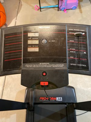 Pro form treadmill for Sale in Lemont, IL