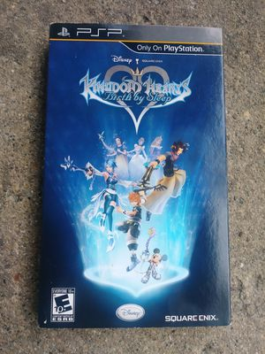 Kingdom Hearts: Birth By Sleep for Sale in Wheeling, IL
