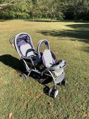 Evenflo Double Stroller for Sale in Chapel Hill, TN
