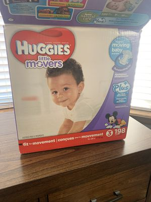 Size 3 Huggies for Sale in U.S. Air Force Academy, CO